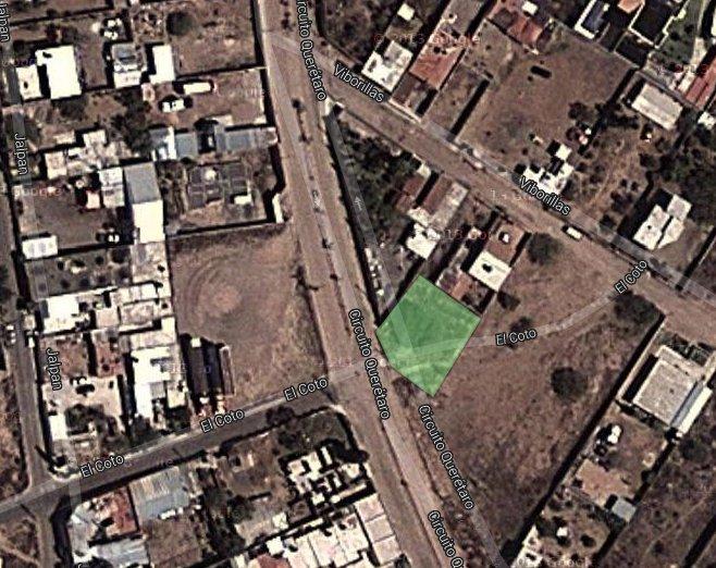 Circuito Queretaro San Juan Del Rio : Sjr terreno en venta san juan del río granjas banthi